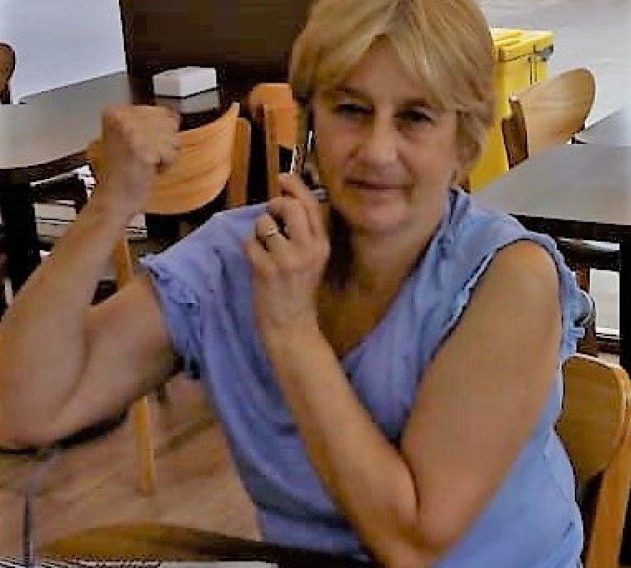 Natación: Hablamos con Gladys Fernández, antes de la operación