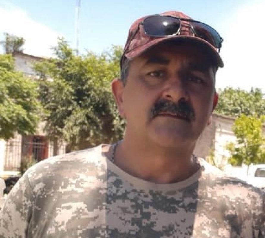 Luego del conflicto en Córdoba por el reemplazo de la Bandera Nacional, habla Arturo Cáceres