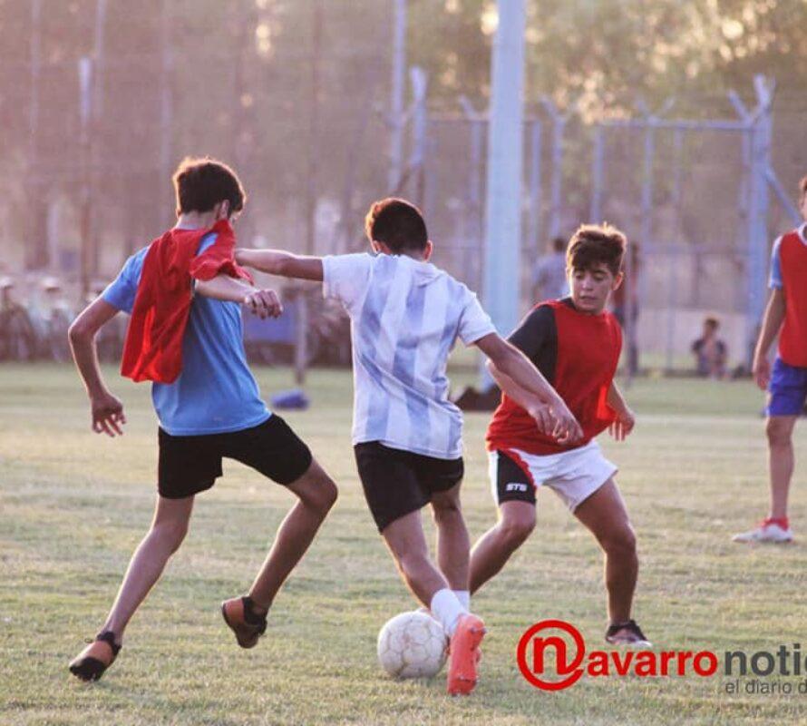 EFIN y Club Dorrego siguen sin actividad en entrenamientos y lo dan a conocer