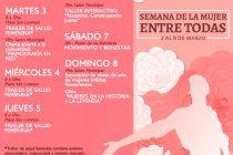 """Municipales: El Día Internacional de la Mujer lo celebramos """"Entre Todas""""!"""