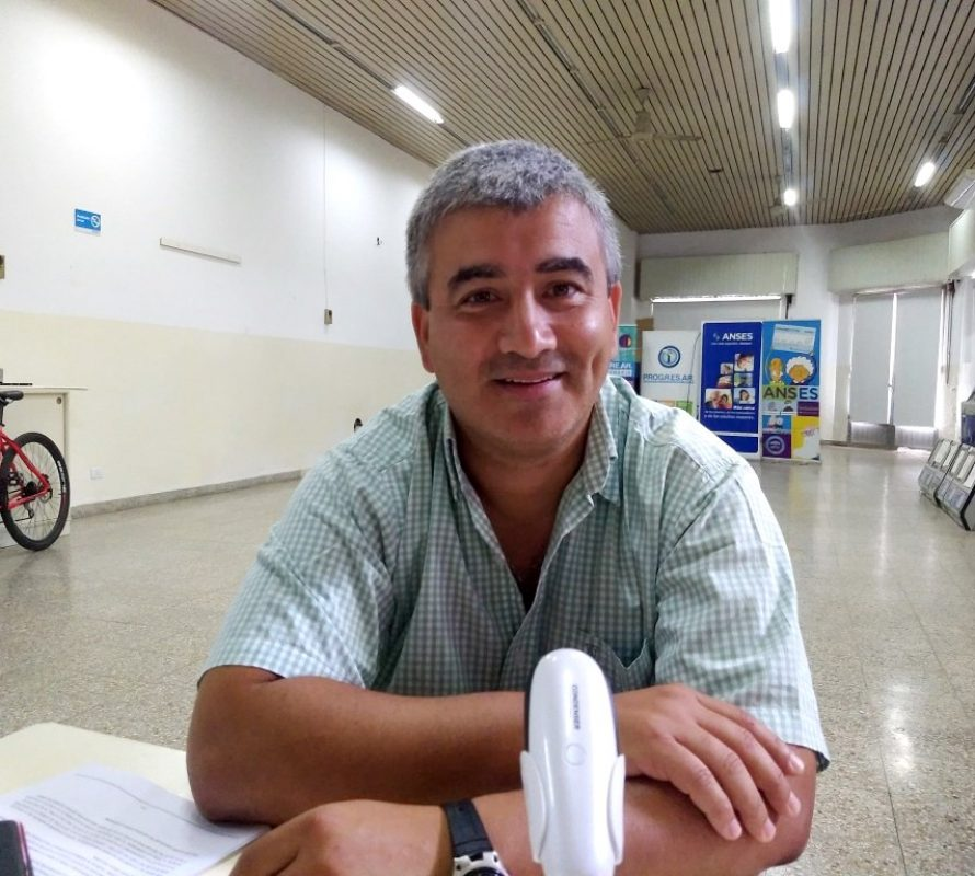 Carlos Garro, será el nuevo jefe regional de ANSES