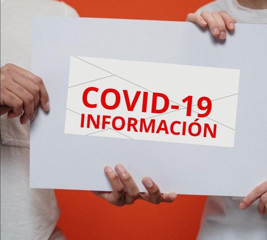 Reporte sobre Coronavirus   sábado 23/5