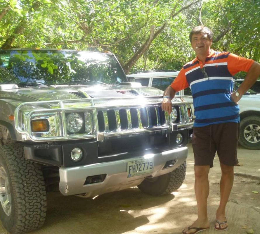 Miguel Zaremba, un navarrense desde República Dominicana