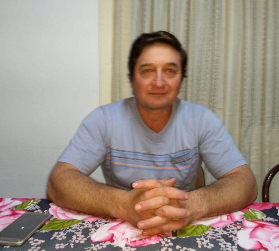 Pablo Keegan, presidente de Nueva Dirigencia en Navarro