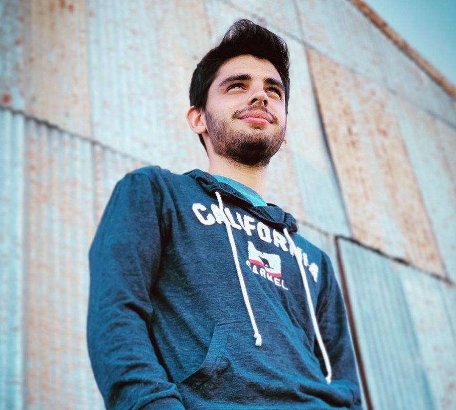 Naim Ayoub, un joven que desea ser intendente