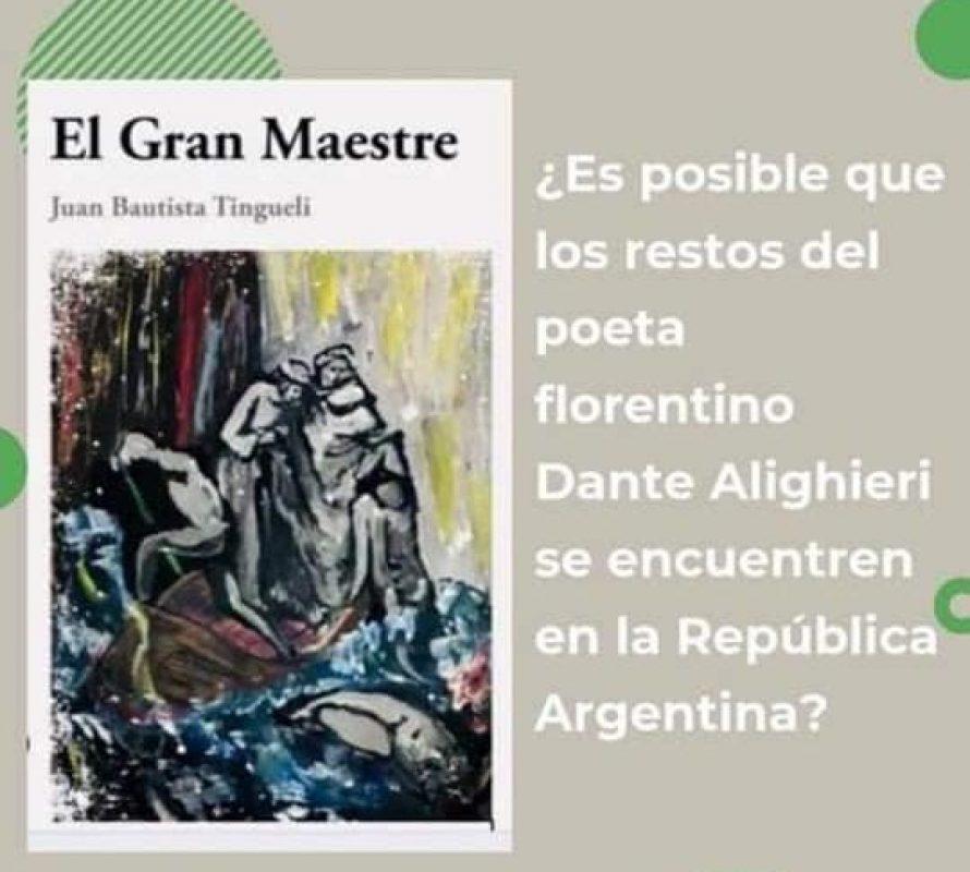 """El Gran Maestre"",por el Dr. Juan Bautista Tingueli"