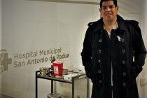 #CharlasPorEscrito: Hoy, Horacio Rodríguez