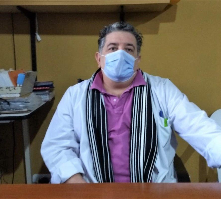 Charla con el Dr. Angel Pereyra, situación sobre COVID-19 en nuestra ciudad