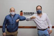 Ezequiel Lambert es el nuevo titular de PAMI en Navarro