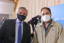 Santiago podría irse a un Ministerio de la Nación, un rumor que trasciende Navarro
