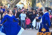 Mucha actividad en la Escuela de Danzas Atahualpa Yupanqui