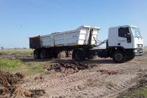 Municipales: Trabajos en zona rural