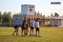 El presidente de Club Dorrego habla de la planificación para el predio deportivo