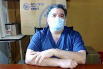 El Dr. Pereyra explica cómo es el sistema para hisoparse si venís de vacacionar