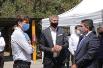Municipales: Facundo Diz participó del lanzamiento del Plan de Reactivación e Inclusión Financiera para Pymes