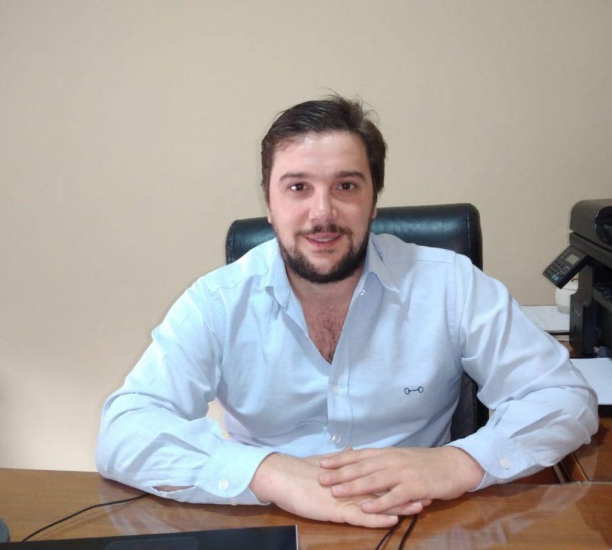 El concejal Natalini habla de la Carrera Municipal, propuesta en el Concejo