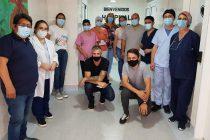 Reconocimiento al personal de Enfermería