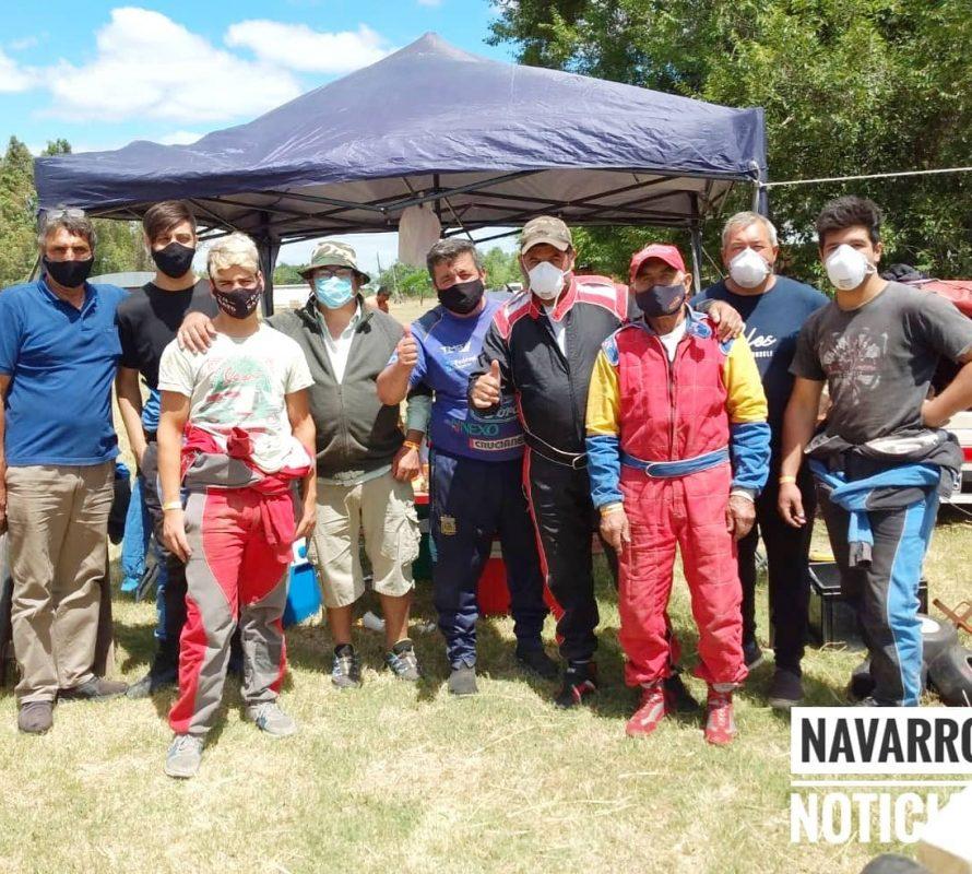 Karting: Gran jornada en Navarro