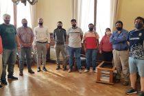 Se presentó la nueva comisión del Karting en el Municipio