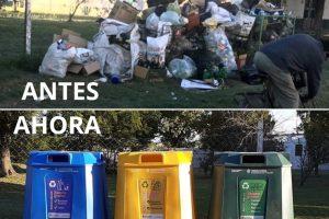 Medio Ambiente: Se instalan en el CADI contenedores para separación en origen