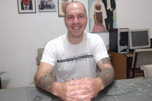 Juani Breccia comenta la manera de elegir a los estudiantes para las Casa de La Plata