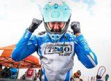 Manu Andújar, el piloto de Lobos que agranda la historia en el Dakar de Arabia