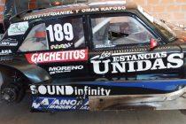 Roberto Salinas, preparó el auto de Chávez, piloto del TC Mouras – Pista