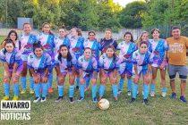 Fútbol Femenino: Dorrego venció a Los Naranjos 2 a 1