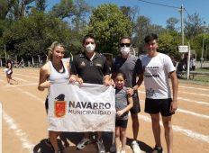 El Atletismo Navarrense y la 1ra competencia del año