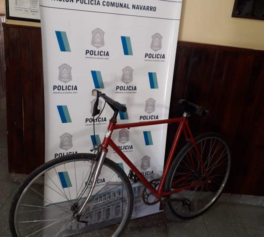 Informe de la Policía Comunal