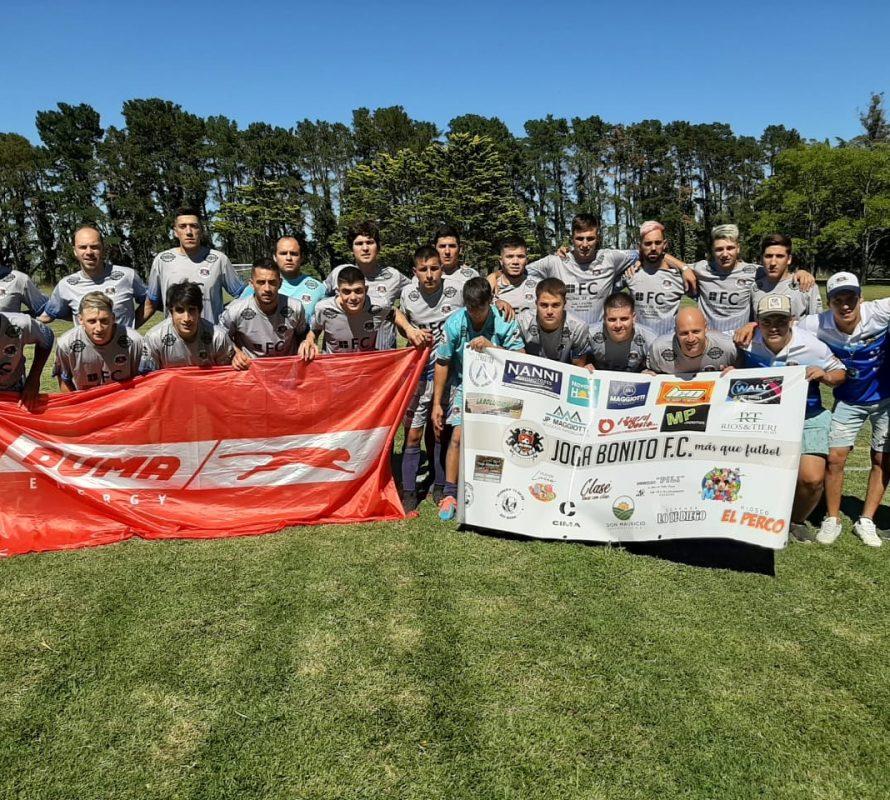 San Cayetano y Joga Bonito debutaron en Tandil