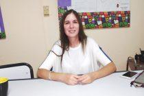 Se dio inicio al ciclo lectivo, con alumnos y docentes presentes en Navarro