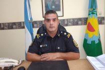 Miguel Chulia dejó de ser el Jefe de la Policía de Navarro