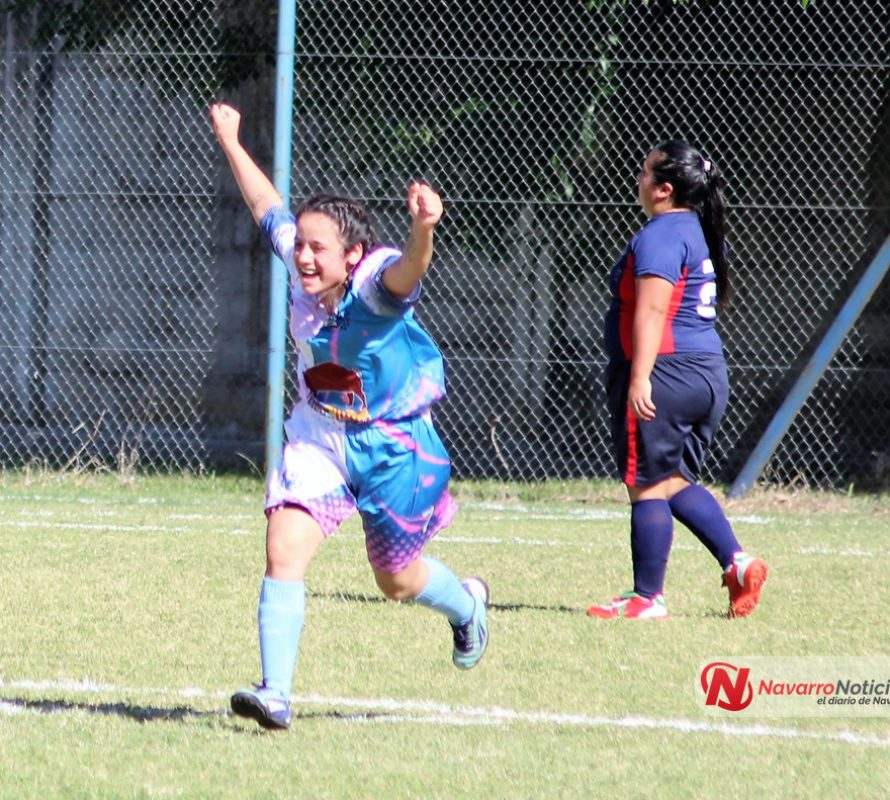 Fútbol Femenino: Dorrego venció 3 a 0 a Alumni de Roque Pérez