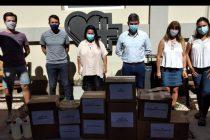Municipales: Entrega de Insumos EPP a Jefatura Distrital y Consejo Escolar