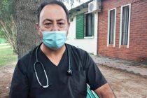Dr. Berón: «Tengo semejante legado, que dejó honrosamente el Dr. Gastón Molaquino»