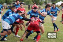 Dorrego Rugby jugó un gran partido frente a Rivadavia en Lobos
