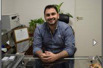 El concejal Franco Di Leo responde por el tema del Dr. Piromalli