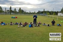Rugby: Un trabajo de base que ha dado sus frutos en Navarro