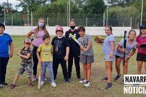 Comenzaron las clases gratuitas de sótbol en el Polideportivo Municipal