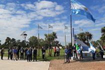 Acto en honor a los Héroes de Malvinas, a 39 años de la Guerra