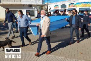 Aniversario 254 de la Creación de la Guardia Fortín San Lorenzo de Navarro
