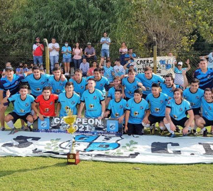 Club Dorrego se consagra Campeón en Reserva, en el Torneo de la Ligsa Lobense