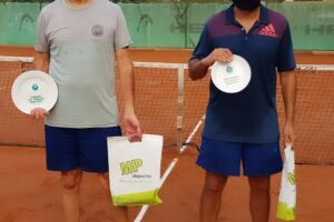 Tenis: Félix Causade campeón en Segunda