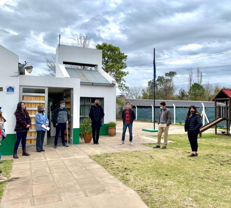 Se realizará un SUM en el jardín N°902 Don José de San Martín