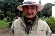 Falleció uno de los personajes más conocidos del pueblo, Juan Domingo