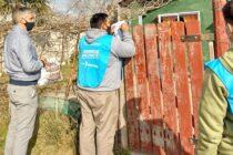 Operativo puerta a puerta: Ya se han inscripto más de 2500 vecinos para vacunarse contra el Covid-19