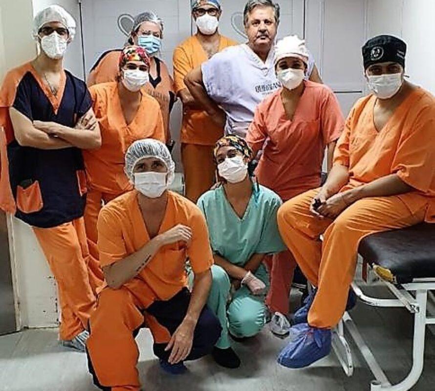 Informe Municipal – Continúa el trabajo del servicio de urología en el Hospital San Antonio de Padua de Navarro