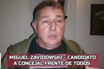 Miguel Zavidowski: «Hoy tenemos un As de Espadas en Nación y hay que aprovecharlo»