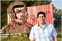 """Horacio Rodríguez: """"Yo quiero el mejor pueblo, pero en serio, no en un discurso"""""""